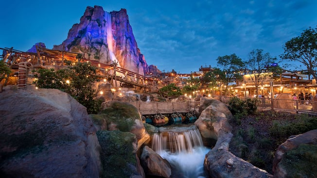 camp discovery attractions shanghai disney resort